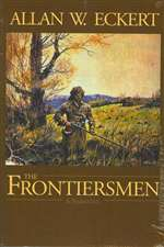 an analysis of the frontiersman by allan w eckert in the american history William henry harrison (february 9, 1773  and delivered the longest inaugural address in american history  novelist/historian allan w eckert.