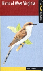 Birds Of West Virginia A Falcon Field Guide
