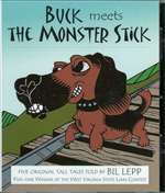 Buck Meets the Monster Stick [CD]
