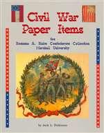 Civil War Paper Items