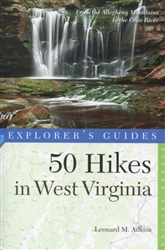 Explorer's Guides 50 Hikes in West Virginia